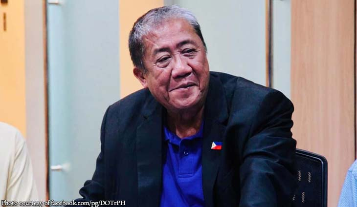 Michael Tan, Lance Gokongwei agree to use Sangley Point - Tugade