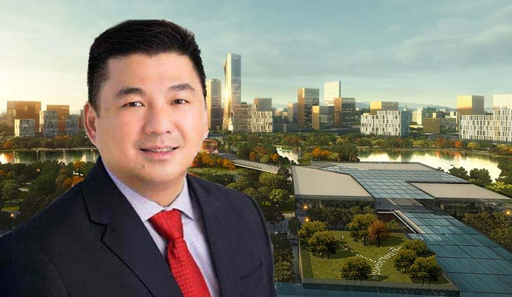Dennis Uy taps Excelsium to develop 130 hectares of Clark Global City