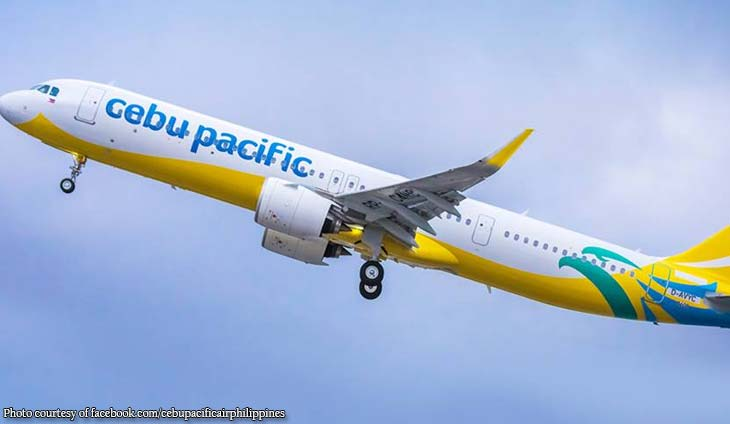 Cebu Pacific cancels flights to and from HK due to protests