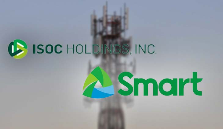 Smart teams up with ISOC Holdings, Malaysian firm to accelerate rollout of cell sites