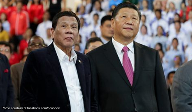 Money laundering: Duterte wants to talk to Xi Jinping on private Chinese money flowing out of China