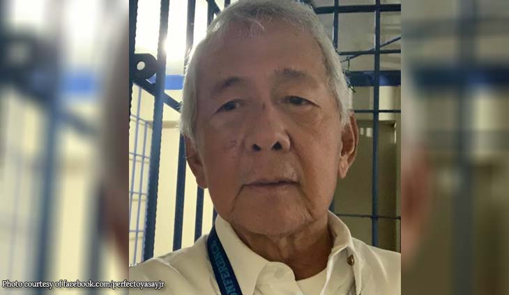 Former SEC chairman Perfecto Yasay arrested over violation of banking laws