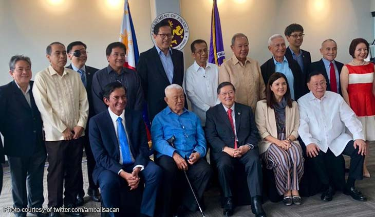 DOF turns to ex-Cabinet secretaries to push tax reforms
