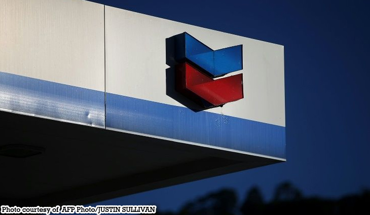 Chevron slashes asset value by $10-$11 bn on low oil, gas prices