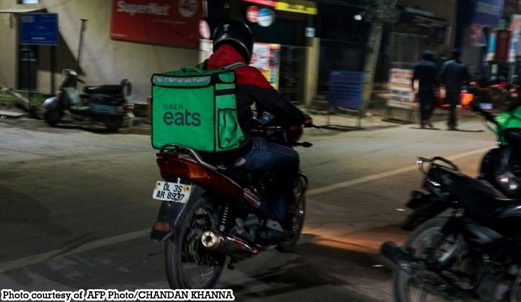 Uber sells meal delivery service to rival Zomato