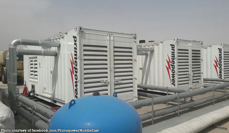 EKR enters Iraq's electricity sector with power plant launch